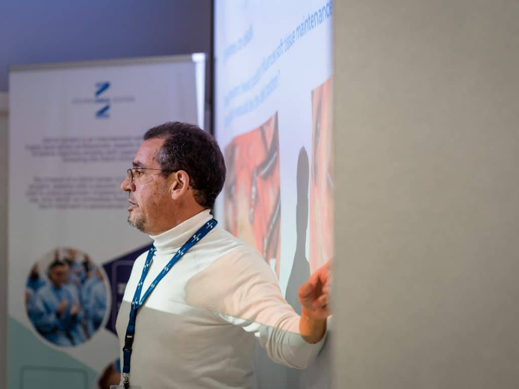 ZAGA Couse - January 2020 - 1st day - Dr. Carlos Aparicio