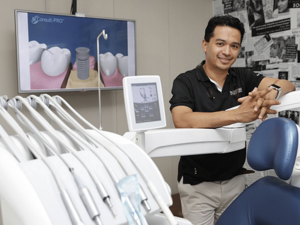 ZAGA Center Singapore -  Nuffield Dental, - Dr Samintharaj Kumar, Experts in zygomatic implants
