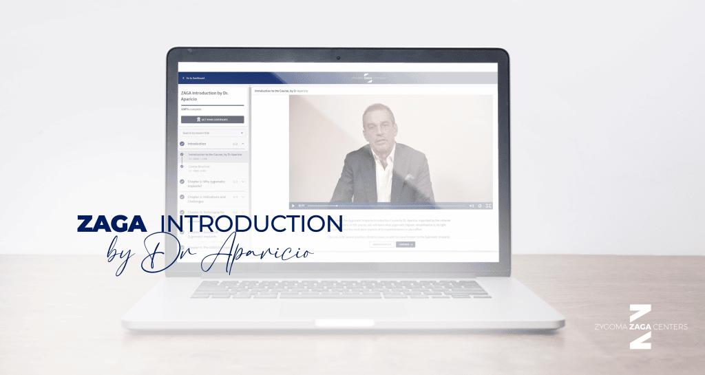 ZAGA Introduction course